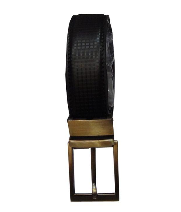 Manshkhino Multi Non Leather Pin Buckle Belt For Men