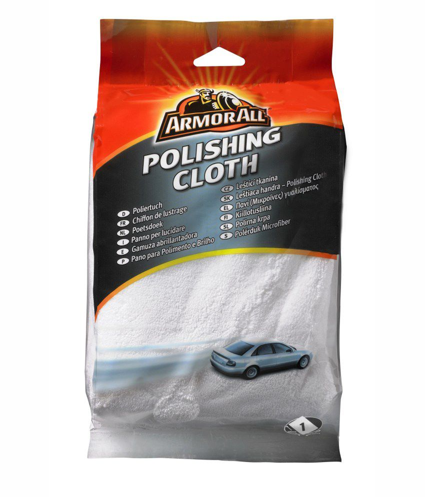 Armorall Polishing Cloth