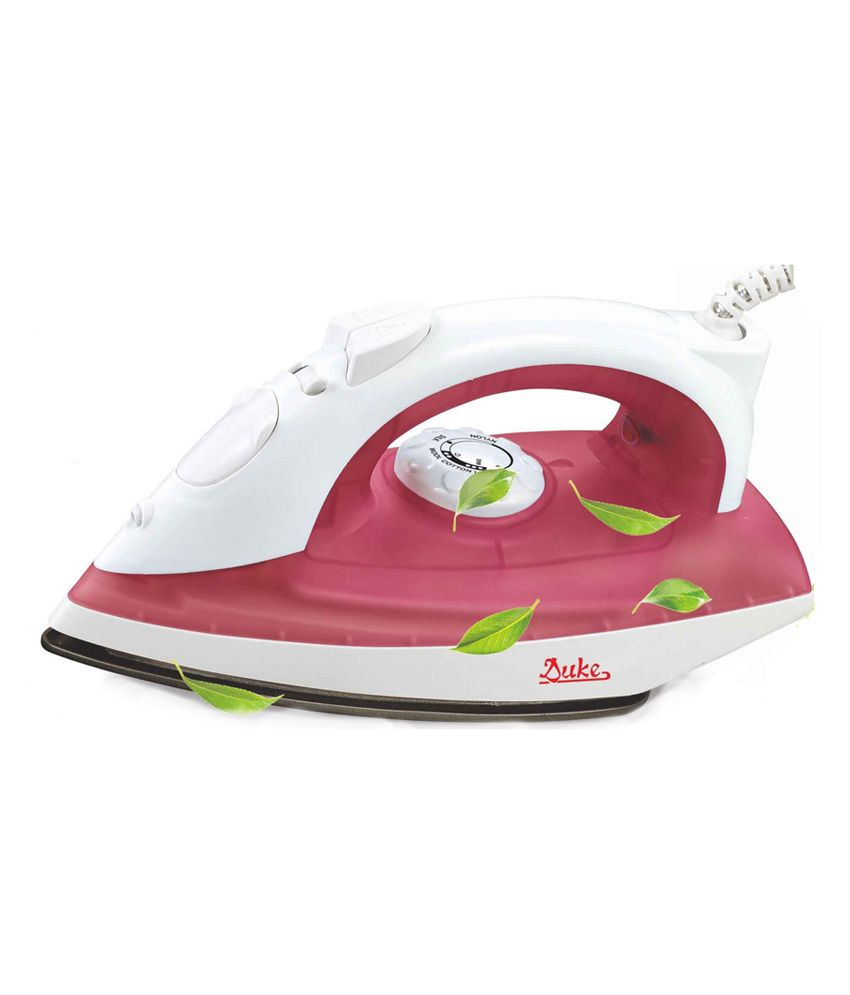 duke steam iron white best price in india on 8th april. Black Bedroom Furniture Sets. Home Design Ideas