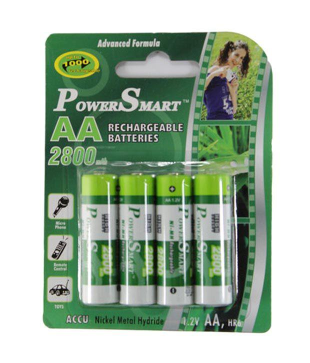 Power-Smart-Aa-Ni-mh-2800-Mah-Rechargeable-Battery