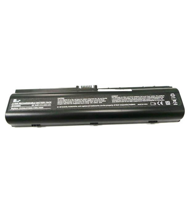 4d Hp 411462-121 6 Cell Laptop Battery
