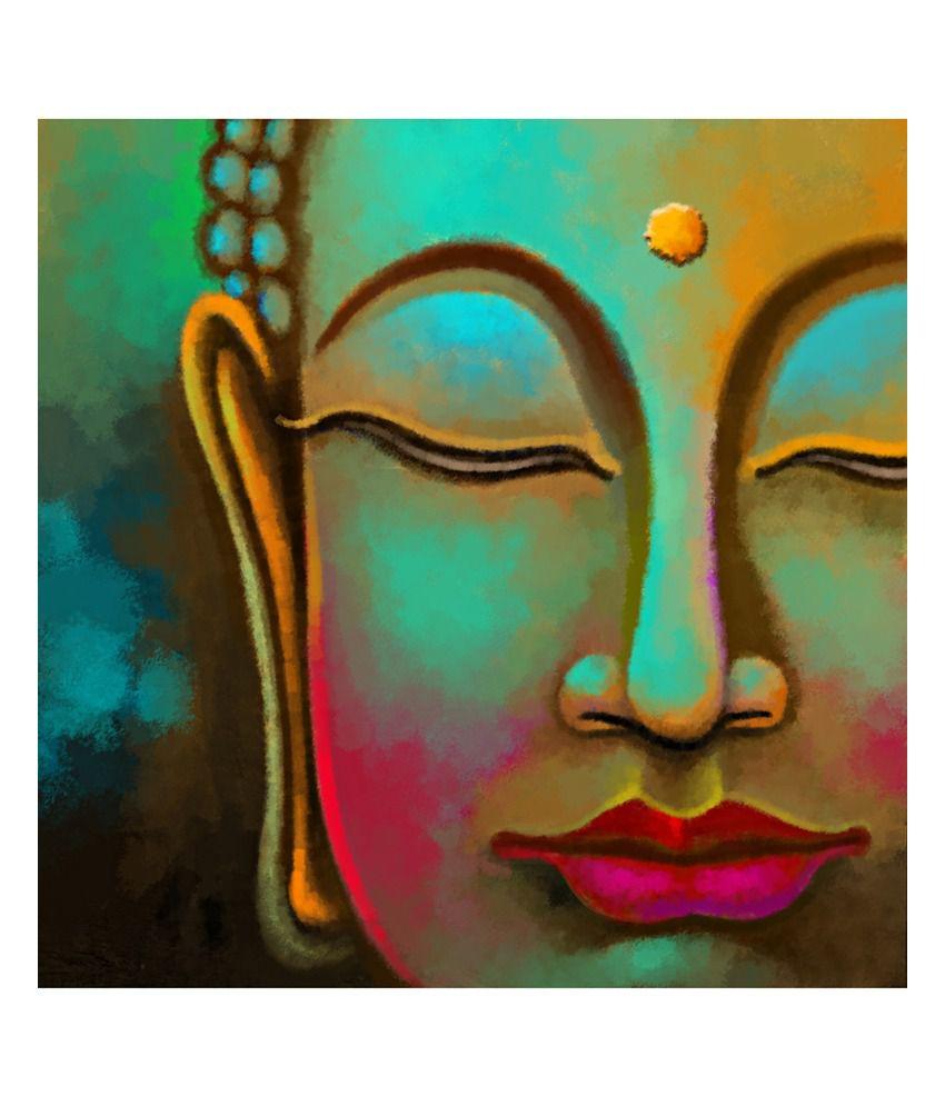 Art Factory Buddha Canvas Painting