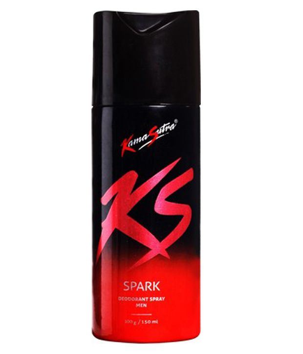 eef217a1df8 KamaSutra Spark Deodorant Spray - Men 150ml  Buy Online at Best Prices in  India - Snapdeal