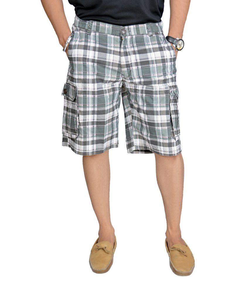 Value Clothings Men's Cargo Shorts