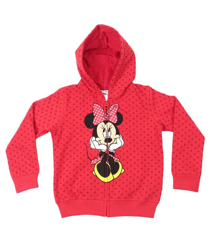 Disney Scarlet Graphic Cotton Sweatshirt
