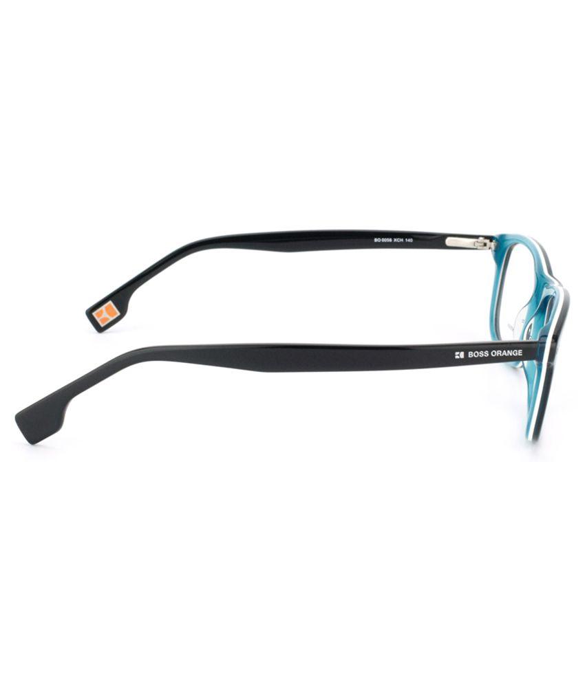 Boss Orange Bo 0056 Xch Black Eyeglasses Buy Boss Orange