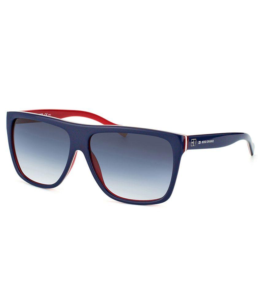 e2085bb3ae1 Boss Orange Bo 0082 s Yw0 Medium Unisex Oversized Sunglasses - Buy Boss  Orange Bo 0082 s Yw0 Medium Unisex Oversized Sunglasses Online at Low Price  - ...