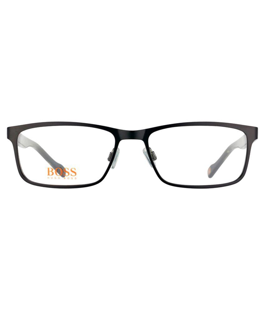 98e5977c3f6 BOSS ORANGE BO 0151 6SO Black Eyeglasses - Buy BOSS ORANGE BO 0151 ...