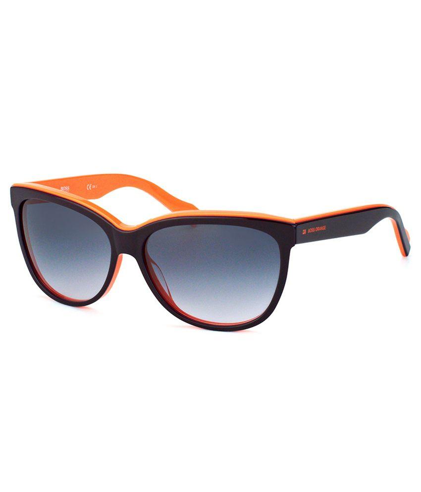 Boss Orange Bo 0171/s Spi Medium Unisex Oval Sunglasses