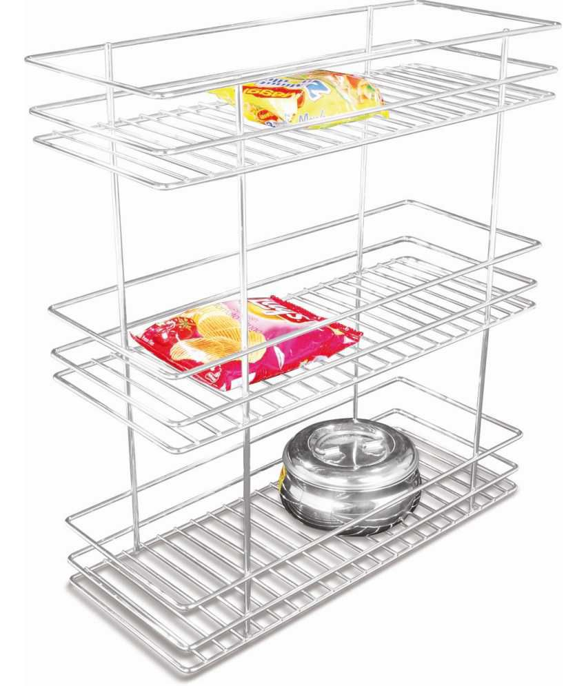 Buy now ever modular kitchen baskets online at low price for Snapdeal products home kitchen decorations