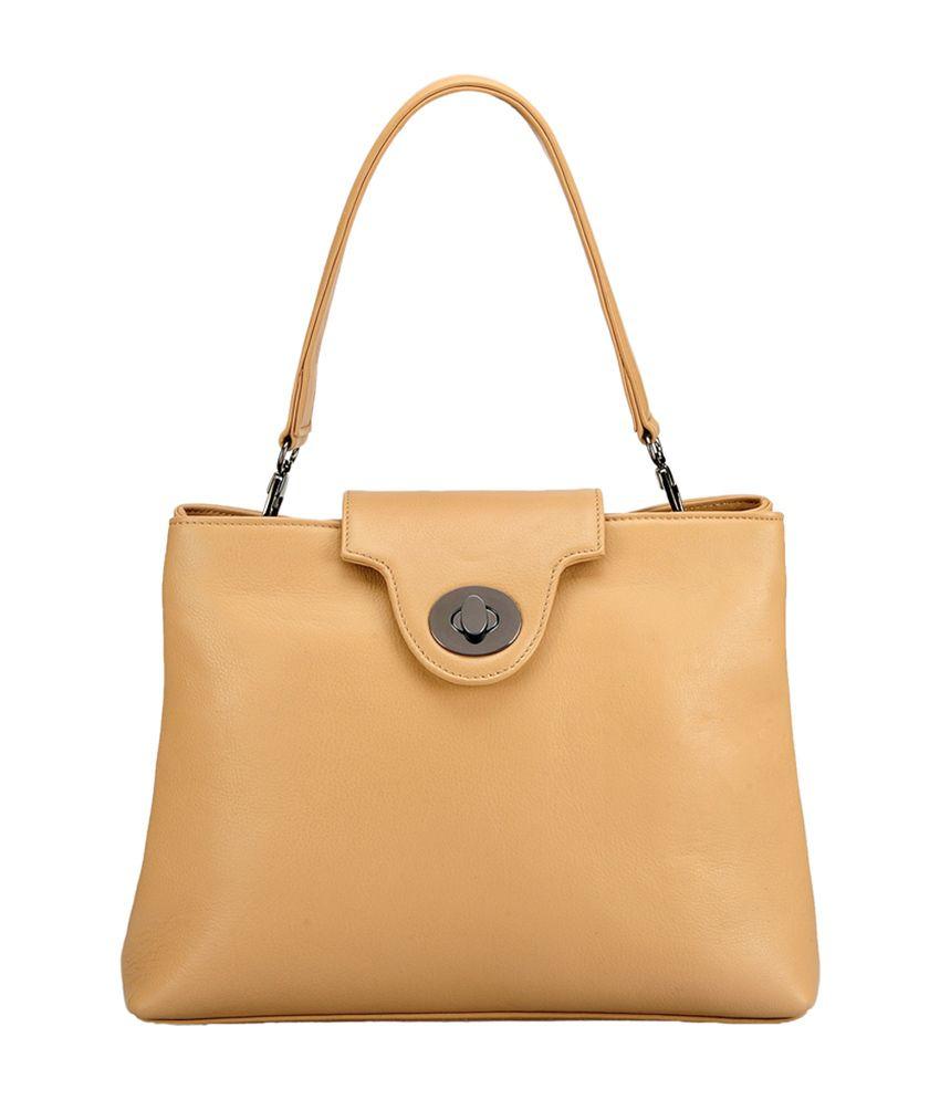 Phive Rivers Pr776 Brown Shoulder Bags