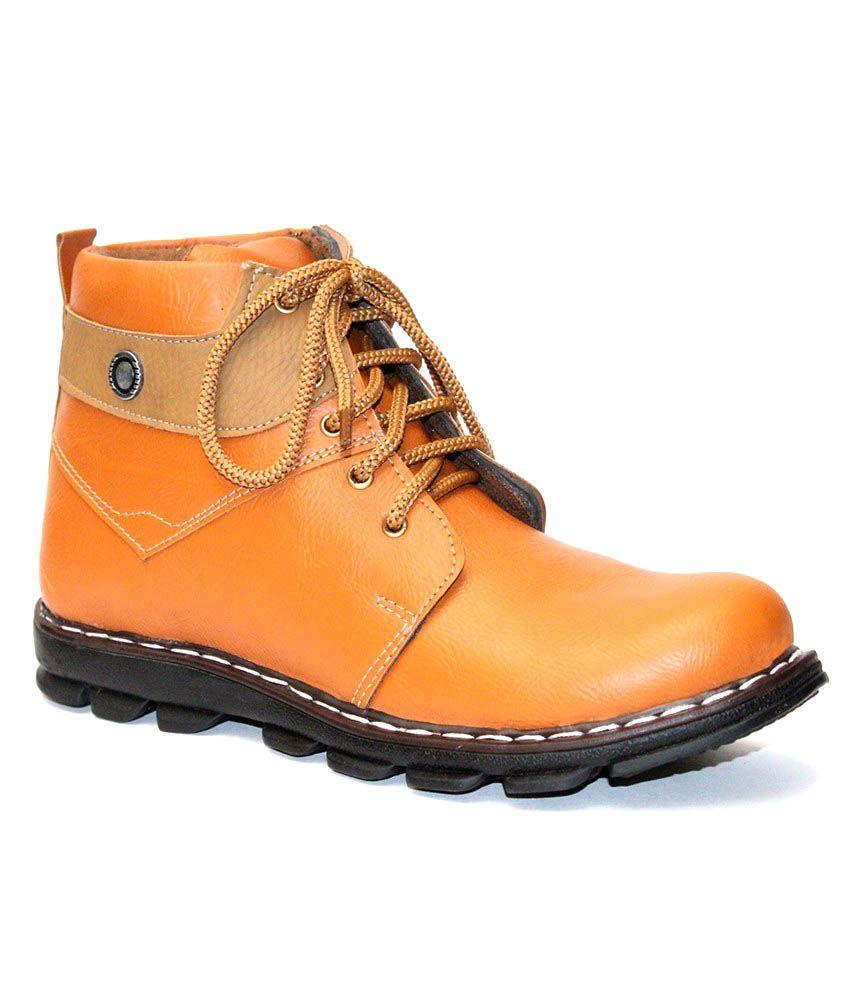 Guava Stylish Tan Boot