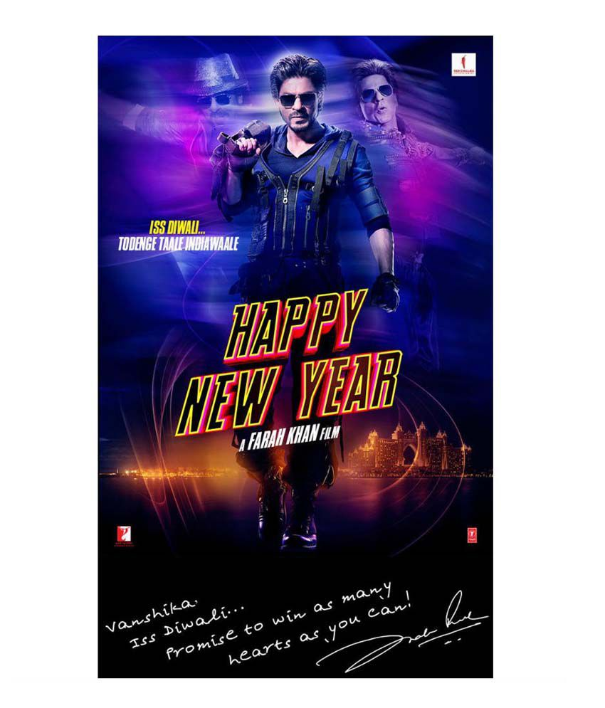 happy new year dvd hindi