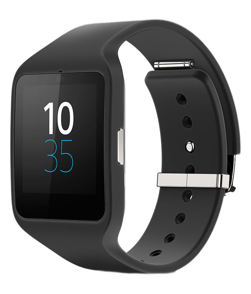 0333466bd2f Sony Smart Watches Black - Wearable   Smartwatches Online at Low ...