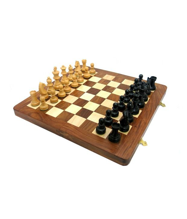 Art Palace Chess Set
