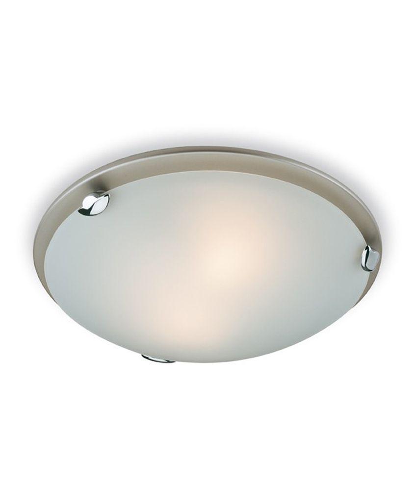 chanchallites white 3w round ceiling light buy