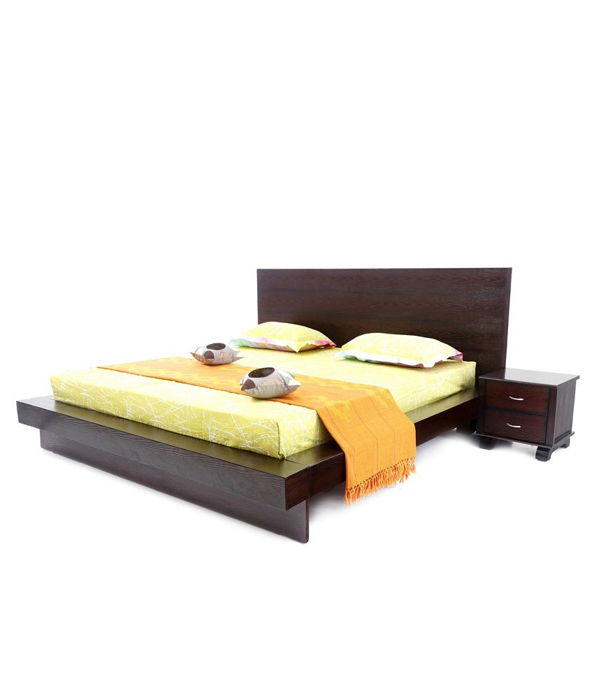 Looking Good Furniture New Design Low Fendi King Size Withoutstorage Bed