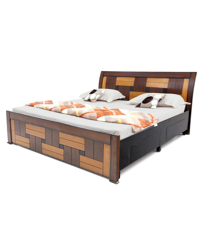 Good Cheap Furniture Online: Looking Good Furniture Rado King Size With Storage Bed