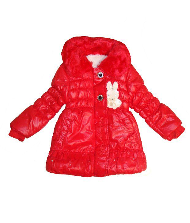 Bodingo Girls Casual Padded Jacket