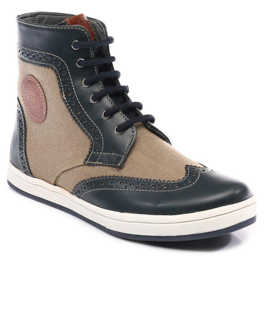 Numero Uno Blue Boots