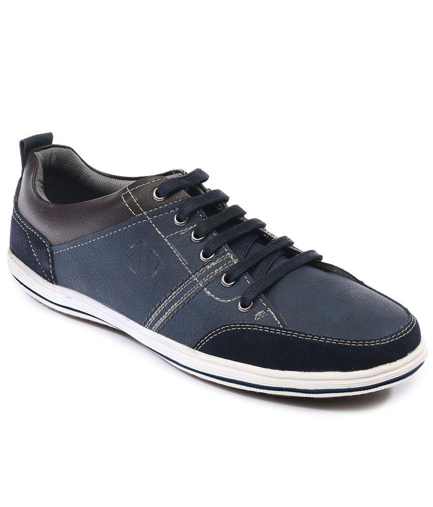 Numero Uno Blue Sneaker Shoes