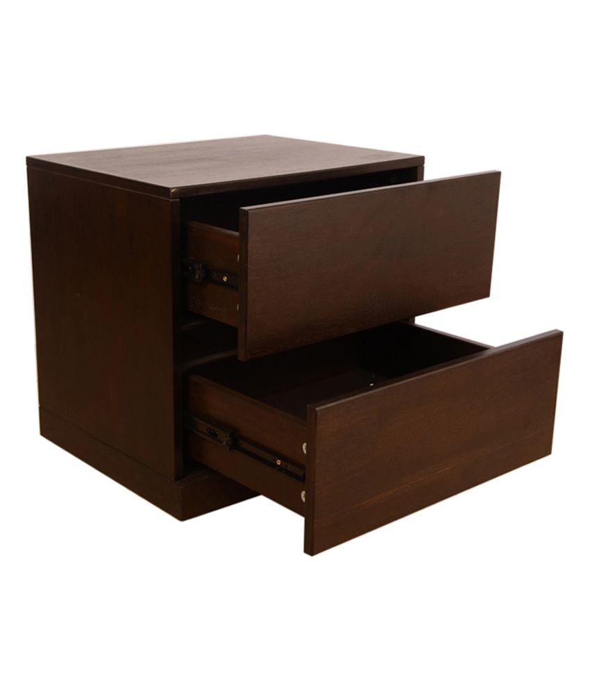 Westido Furniture Acacia End & Side Tables
