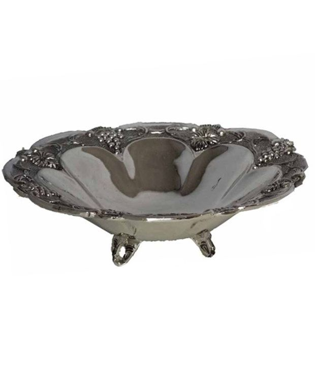 Aamore Decor Aamore Decor Metal Bowl