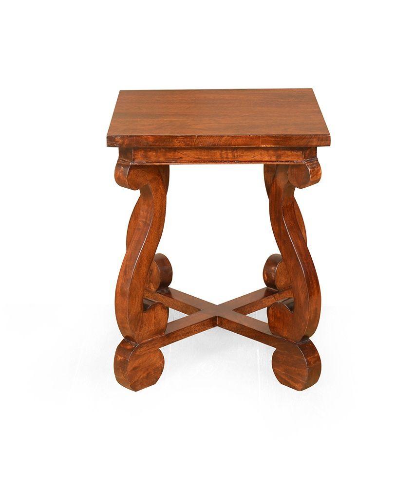 Adorn Side Table  - @home by Nilkamal
