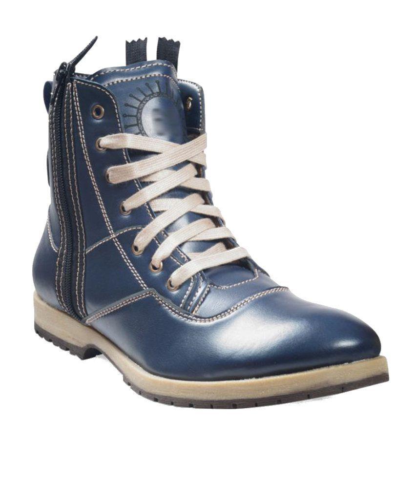 ADYBird Trendy Prussian Blue Boot
