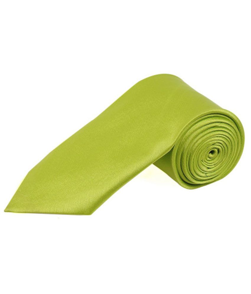 Wintex Plain Formal Green Regular Tie