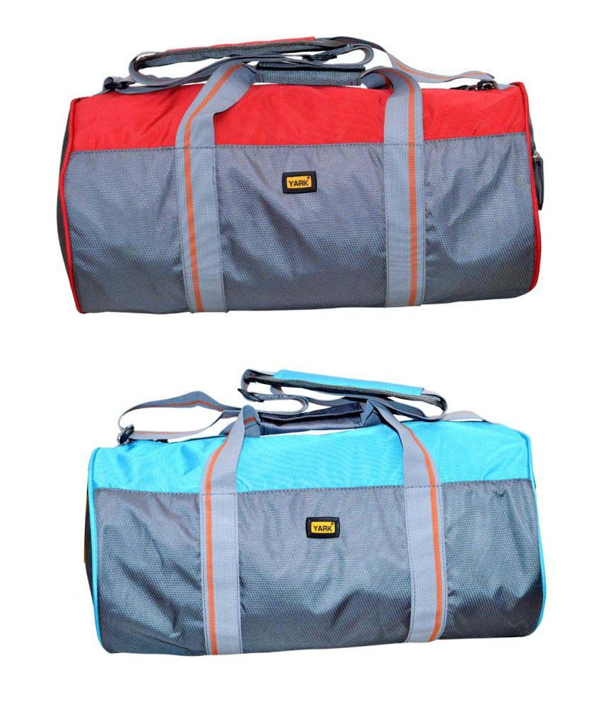 Yark Set Of 2 s gear Gym Bag