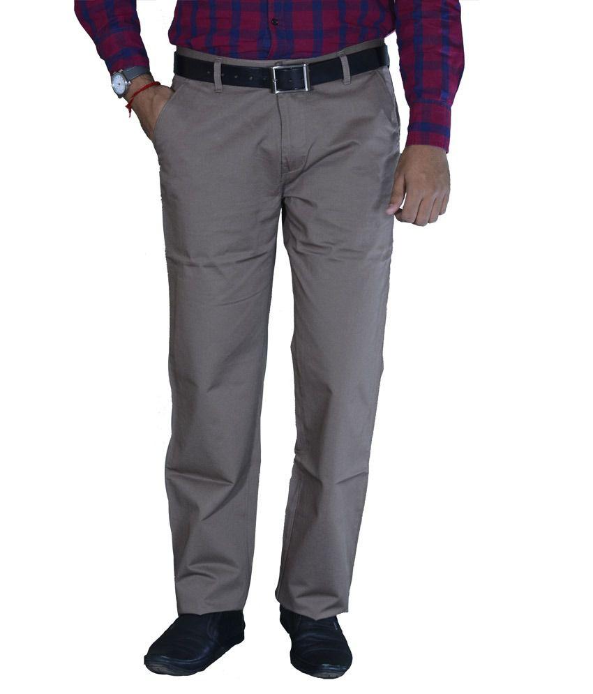 Studio Nexx Cotton Chinos Men's Trouser