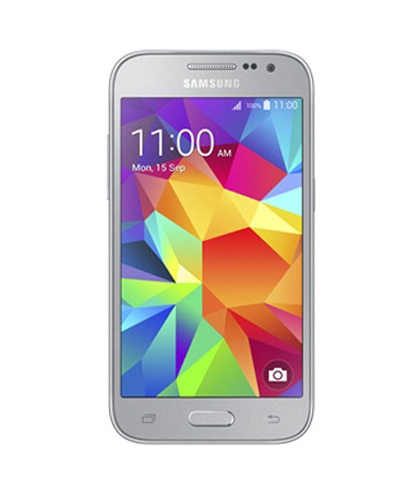 Samsung Galaxy Core Prime G360h Silver