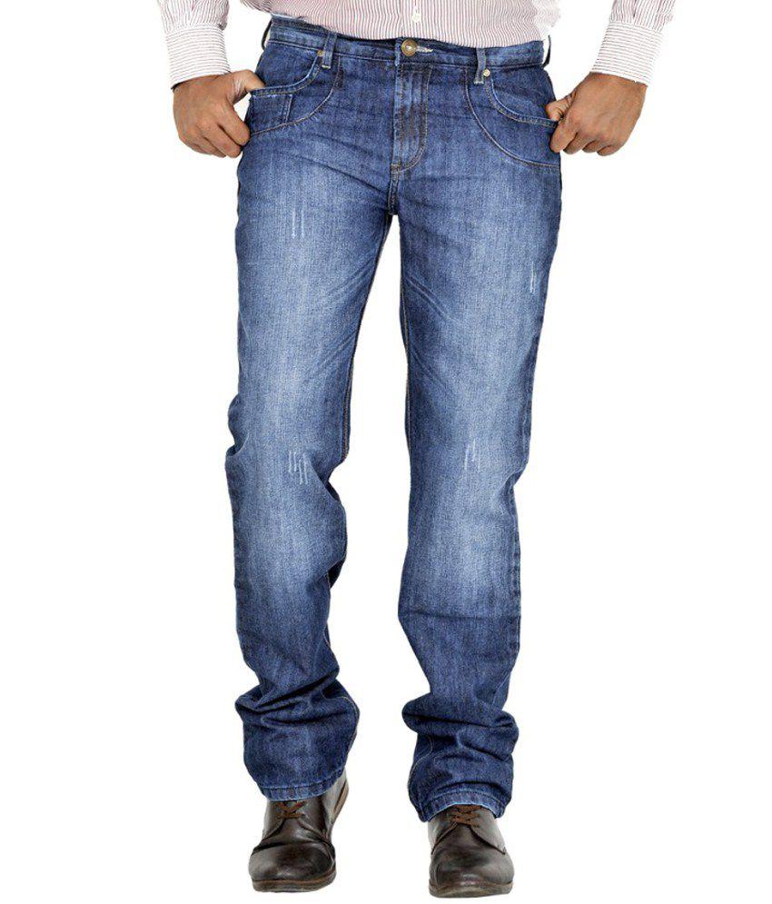 Afford Jeans Blue Men Jeans