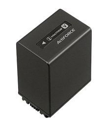 Sony Np-fv100 Battery - Black
