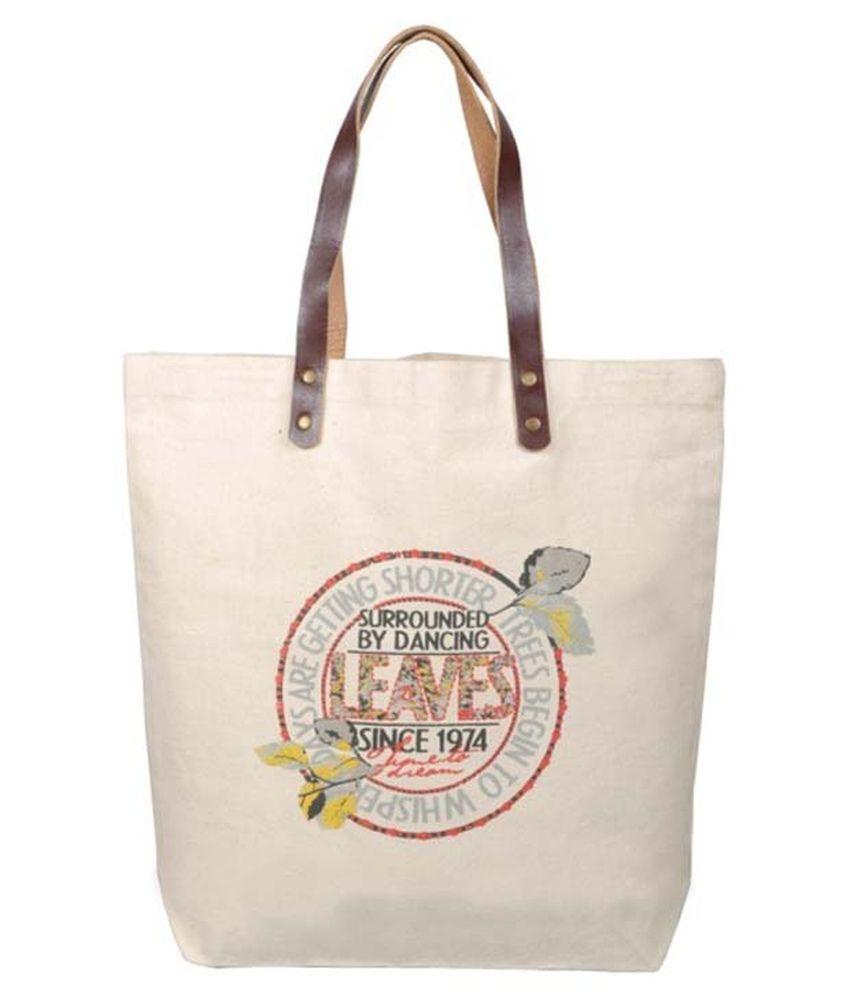 Yolo Canvas Cloth Tote Bag