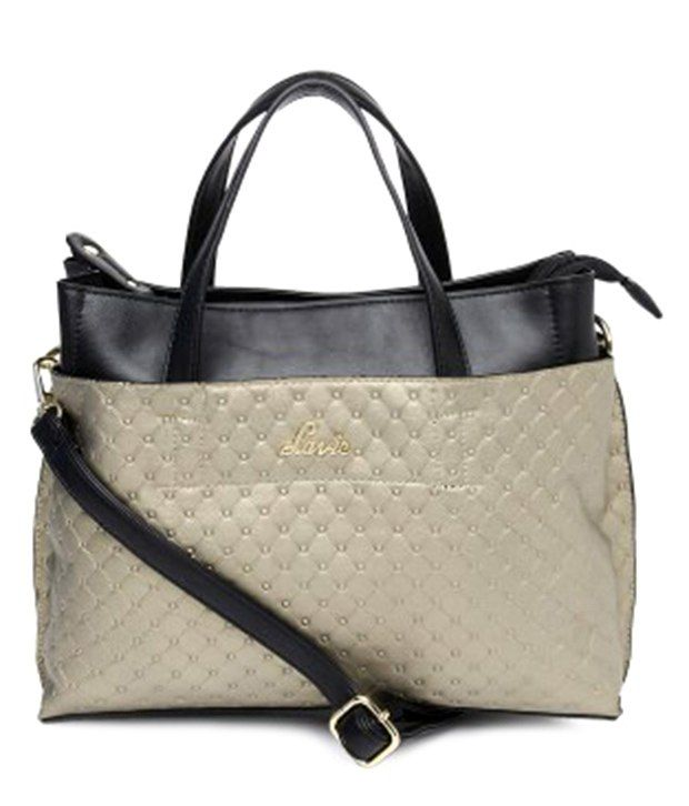 Lavie L05611069013 Gold Tote Bags