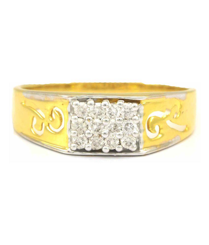 Paliwal Jewelers Shahi Groom Mens Ring