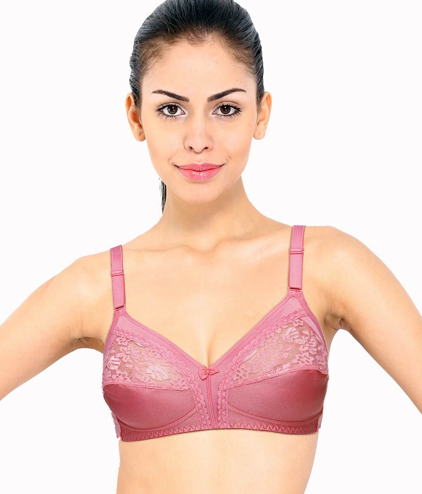 9888f886e170d Buy Triumph Bra Pink Online at Best Prices in India - Snapdeal