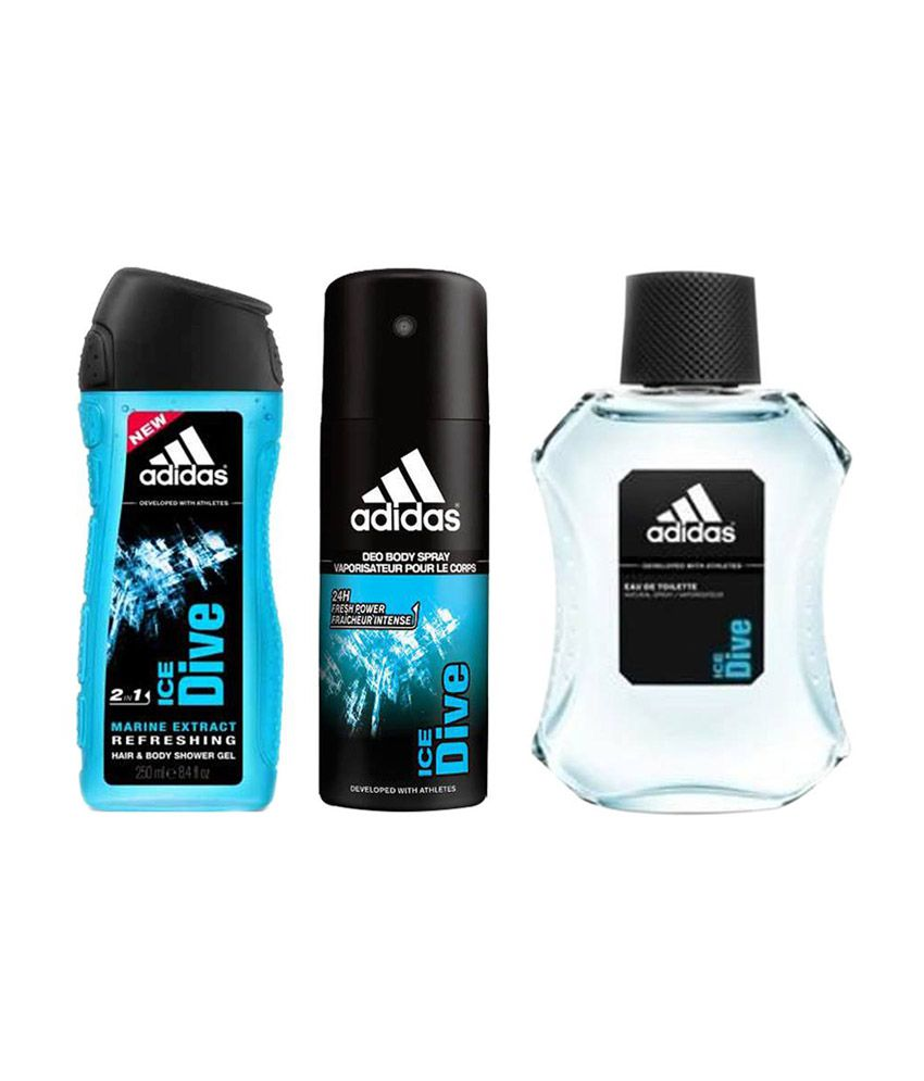 b3edd2c3cb93 Adidas Ice Dive -1 Shower Gel 250ml