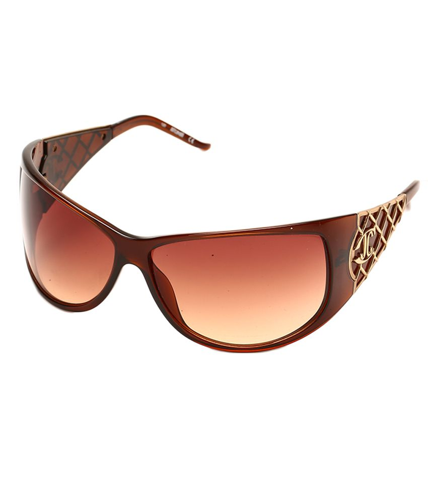2d6c61b305 Just Cavalli Brown Sunglass Wooden Design - Buy Just Cavalli Brown Sunglass  Wooden Design Online at Low Price - Snapdeal