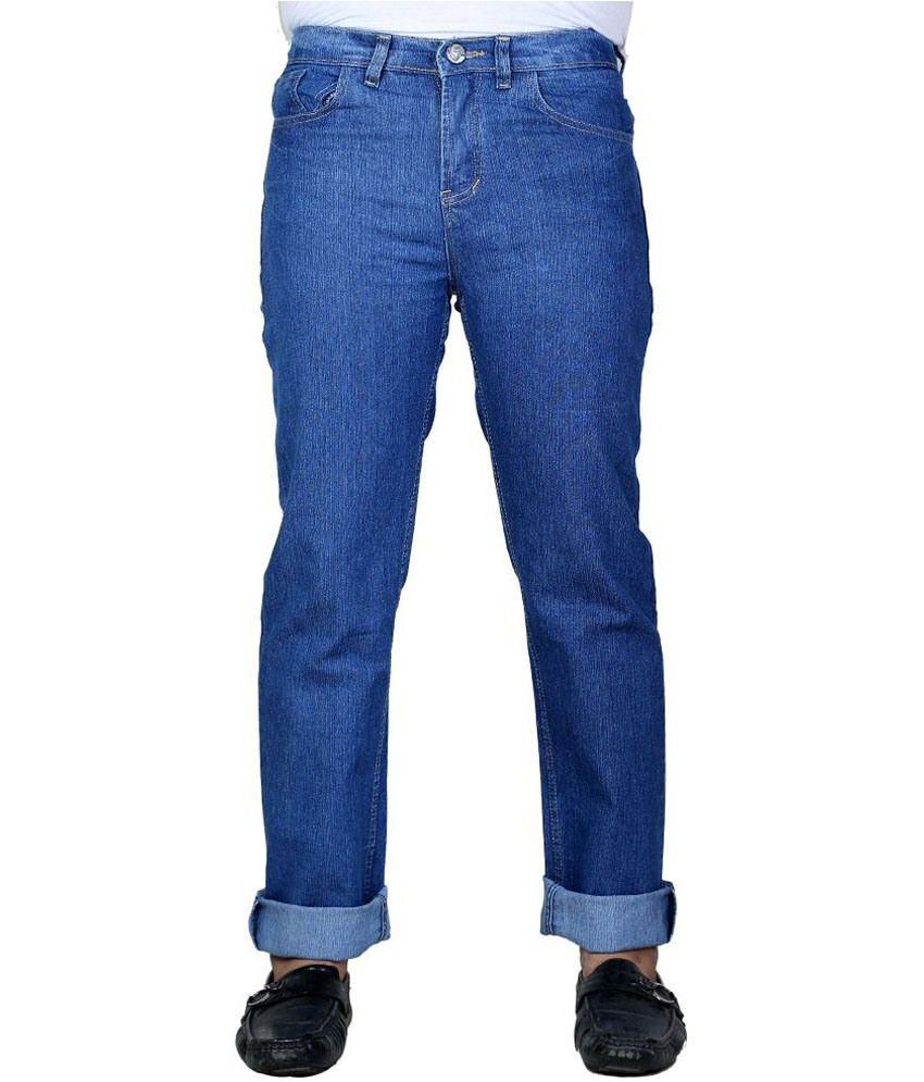 Haltung Blue Regular Fit Basic