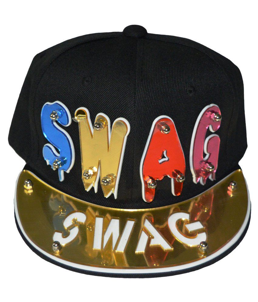 42adf05389b Swagger Swag 3D Snapback Hip Hop Baseball Cap - Buy Online   Rs ...