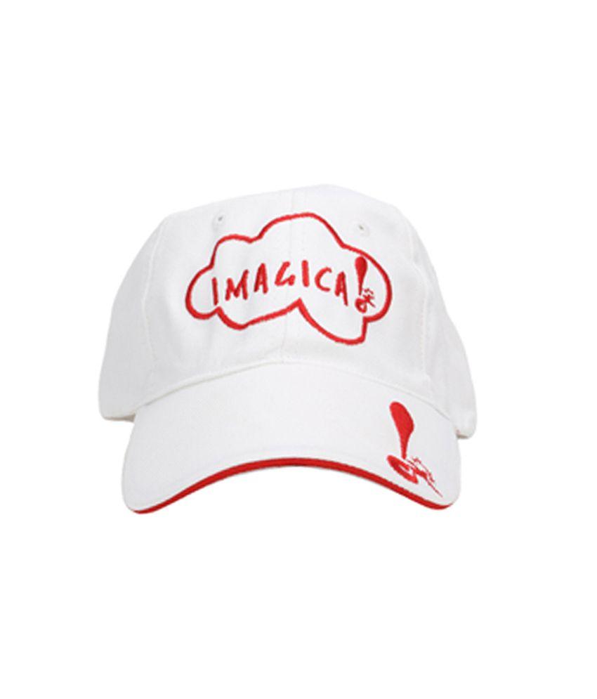 Imagica Cap Unfilled Logo