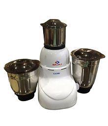 Bajaj Glory Mixer Grinder White