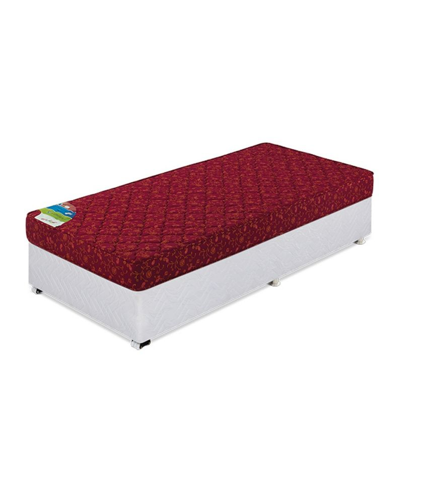 godrej king size swing coir mattress 78x72x5 inches buy godrej