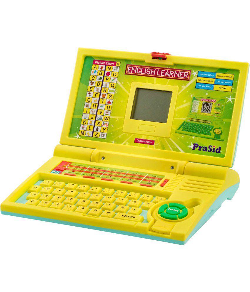 PraSid Kids English Learner Computer Toy kids educational ...