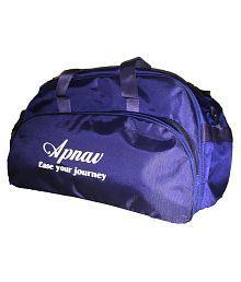 Apnav Blue Travelling Bag
