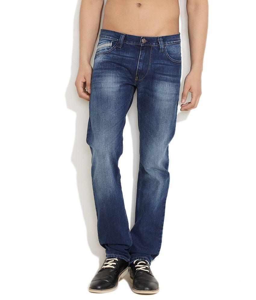 Lee Medium Blue Flirty Powell Jeans