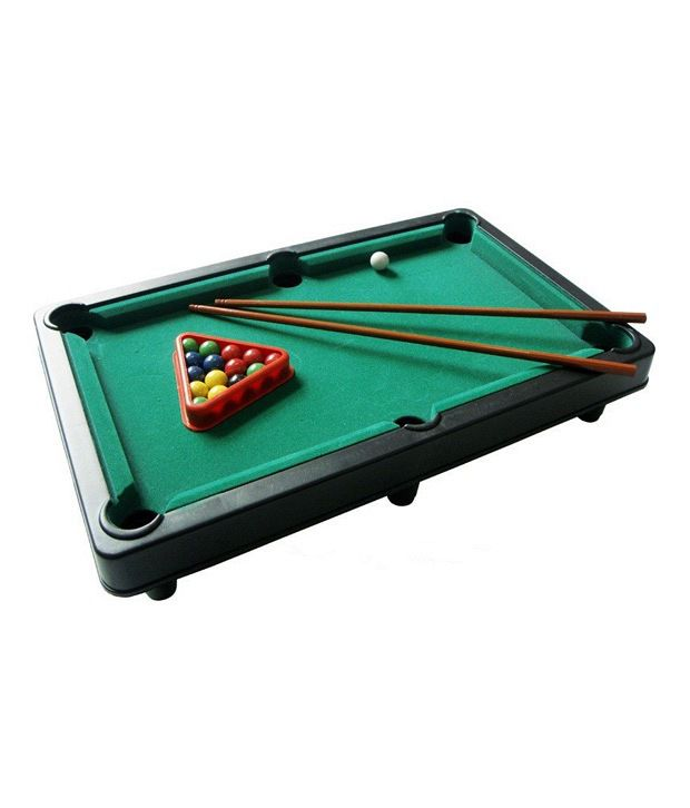 World Champion Pool Table Set Action Toys Games for Kids